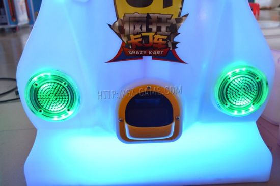 Crazy Frog Redemption Ticket Machine pictures & photos