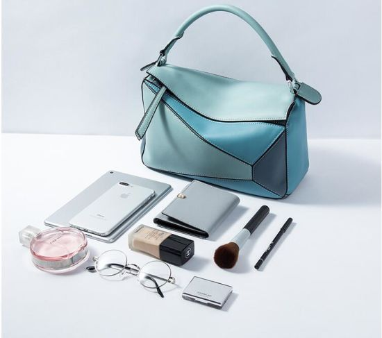 Guangzhou Factory Ladies Fashion Bag PU Leather Designer Women Bag