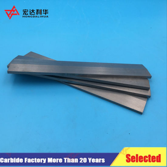 Tungsten Carbide Flat Bars for Blades Sharpening pictures & photos