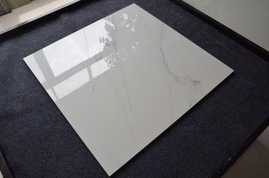 China Good Price 600x600 White Color Kajaria Ceramic Tiles