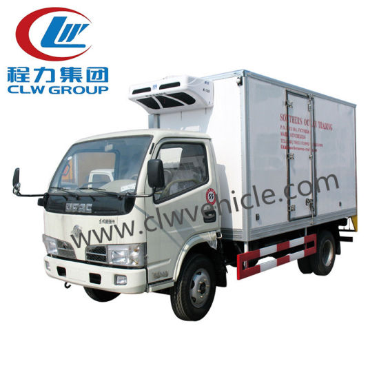Jmc 4X2 Small Cooling Van Truck pictures & photos