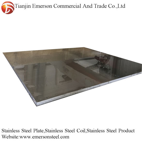 China Supplier Cold Rolled SPCC Steel Plate Hot Rolled 304 Stainless Steel Sheet Plate in Coil