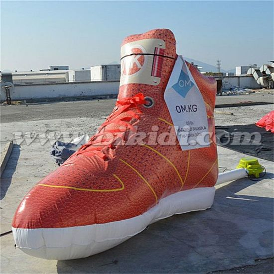 86624b06e Giant Inflatable Shoes Balloon, Inflatalbe Sneakers Replicas for  advertisement K3046 pictures & photos