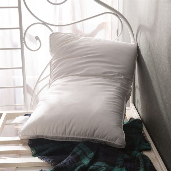 100% Cotton 233t Double Piping Cushion