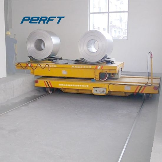 Bdg Series China Coil Transport Cart Moving on Rails pictures & photos