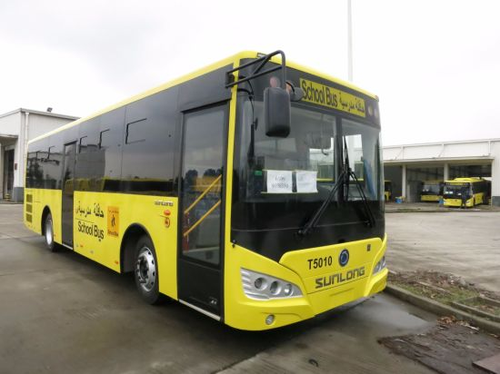 2017 Second Hand School Bus (Slk6109) pictures & photos