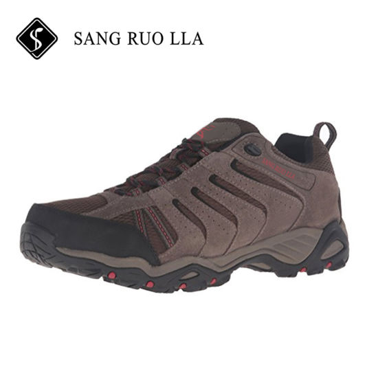 2018 Wholesale China Factory Best Mens Outdoor Running Hiking Shoes