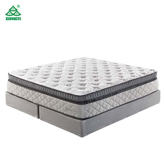 Different Size Pocket Spring Foam Mattress Applied Hotel and Commercial