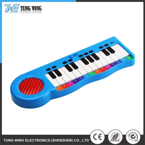 Customized Plastic Educational Baby Musical Toy pictures & photos