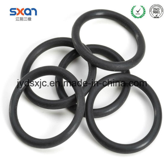 China Factory Supply Insulated EPDM Flat Rubber Seal O-Ring - China ...