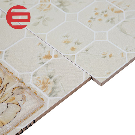 China Building Material Wall And Floor Tiles Ink Jet Design Foshan