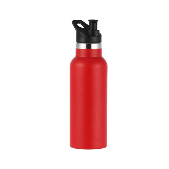Cheap BPA Free Double Wall Insulated Stainless Steel Water Bottle for Keep Water Hot and Cold
