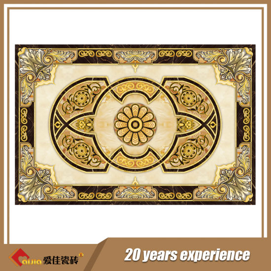 1200*1200mm Ceramic Carpet Tile with Pattern Design (BDJ601542B) pictures & photos