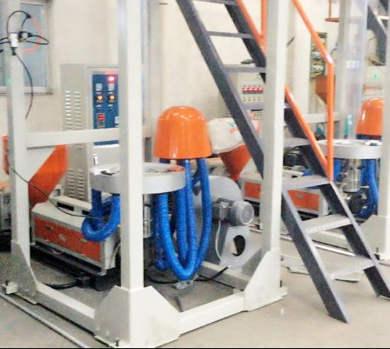 Professional Manufacturer High Quality Biodegradable Film Blowing Machine