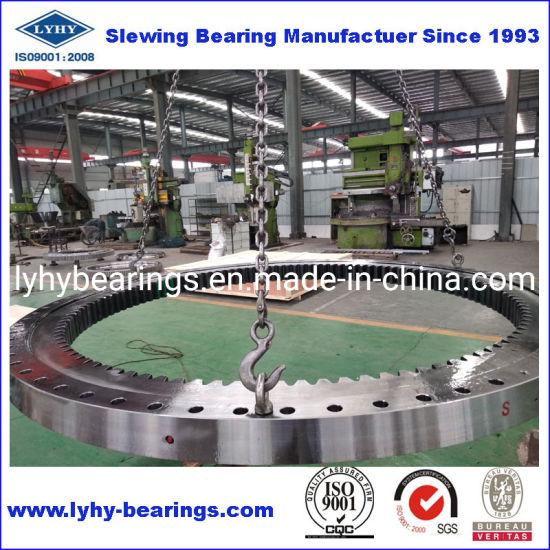 Double Row Ball Bearing Internal Gear Teeth Bearing Slewing Ring Bearing Turntable Bearing Rotary Bearing 7787/1310