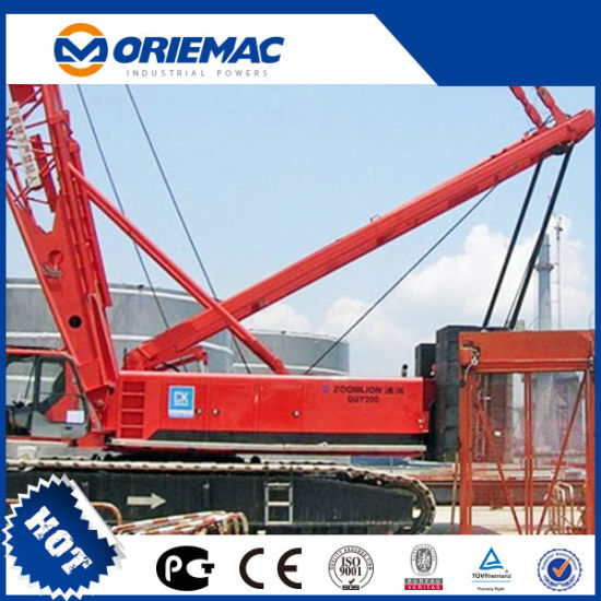 Hot Sale Zoomlion 80 Ton Crawler Crane (zcc800h) pictures & photos