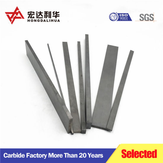 Tungsten Carbide Strips for Woodcutting Tools