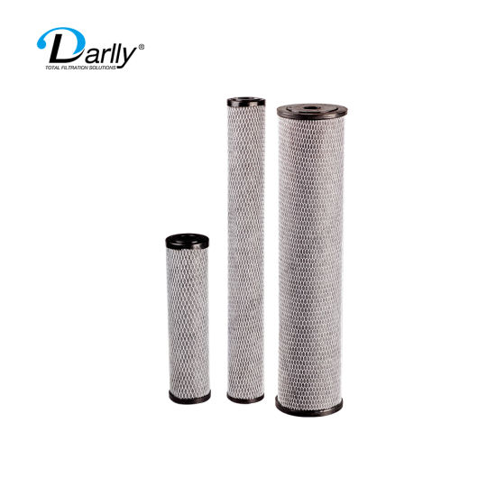 Darlly Carbon Block Filter Cartridge for Microelectronics Cic