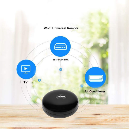 Smart Home Universal Remote Control for Apple Android TV Air-Conditioner  Set Top Box DVD or Other IR Control Electronics Wireless Remote Control  with