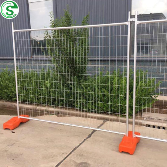 Construction Event Residential Self Supporting Fence