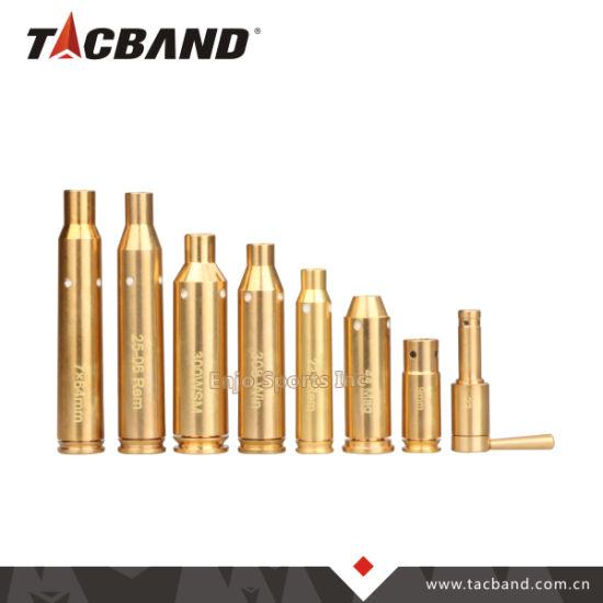 Boresighter  223 Remington Cartridge Brass Red Laser Bore Sight