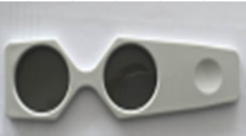 Polarize Glasses for Optometry Room