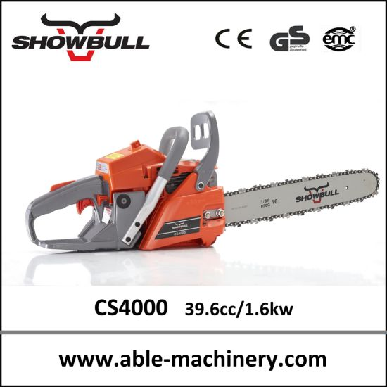China Home Depot Gas Powered Chain Saws China Power Tools