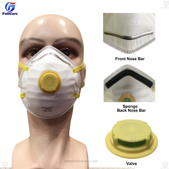 face mask breathing n95