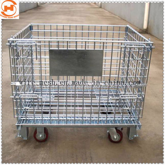Foldable Storage Container/Cage (50 X 50)