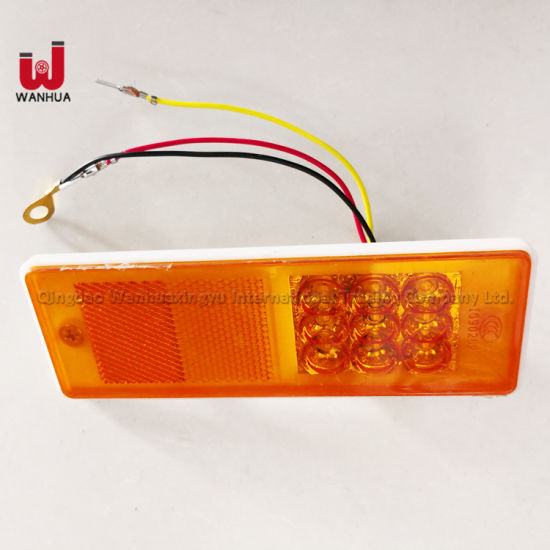 China Truck Trailer Body Spare Parts LED Tail Lamp for Semi-Trailer