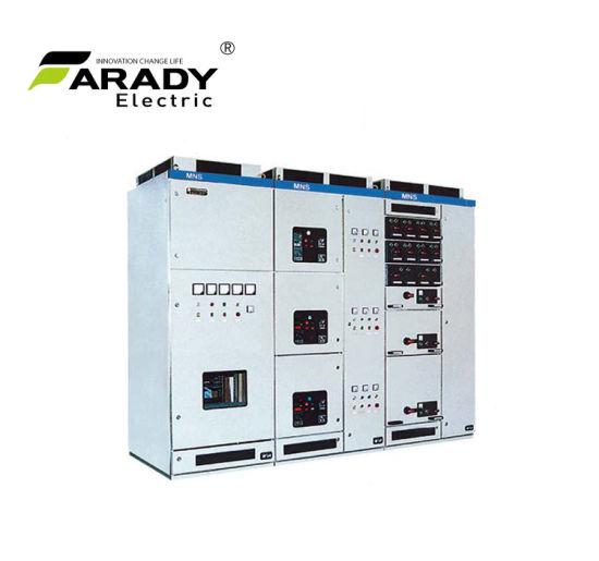 10kv 3150A 25ka Mv with-Drawable Air Insulated Metal Clad Switchgear