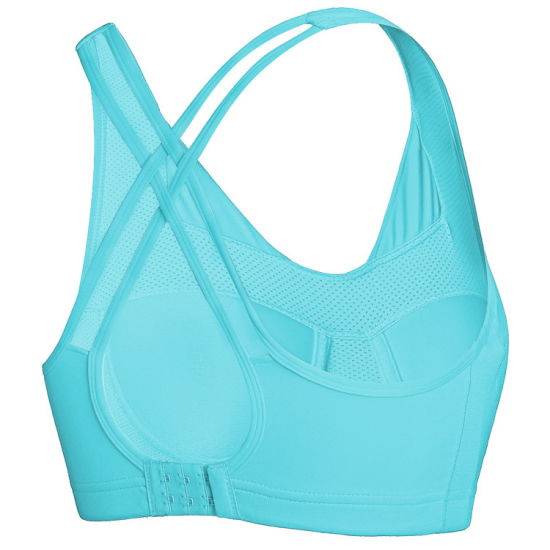 f810cc7007f83 Factory Wholesale 2018 Fashion Fitness Yoga Wear Women Padded Sexy Seamless  Sports Bra