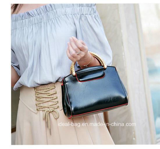 Classical Lady Purse Handbag European Style Wraxy PU Leather Shoulder Bag d926897572fcb