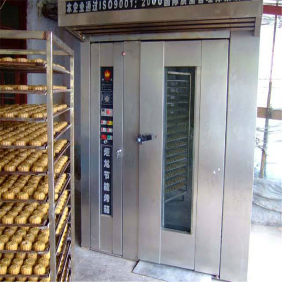 Good Price and Good Quality Industrial Bread Biscuit Pizza Oven Bakery Machine