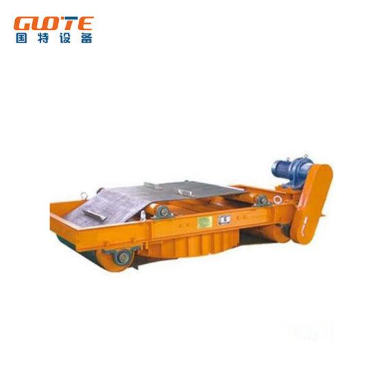 Automatic Dry Type Self-Discharging Cross Belt Electromagnetic Iron Separator