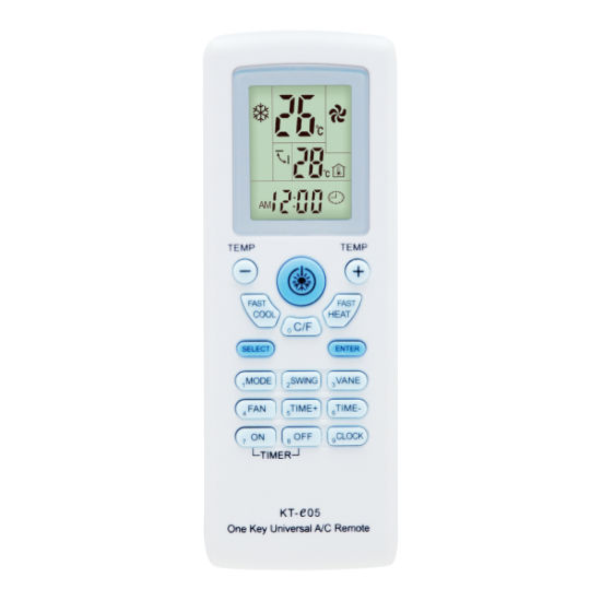 Kt-E05 Universal A/C Remote Control for Air conditioner