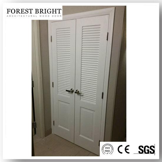 Home Design Lover Closet Door China Wooden Door Double