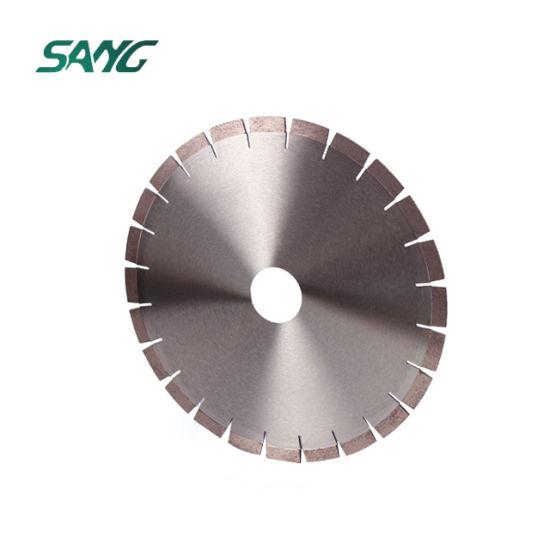 300mm~900mm Diamond Saw Blade for Cutting Granite