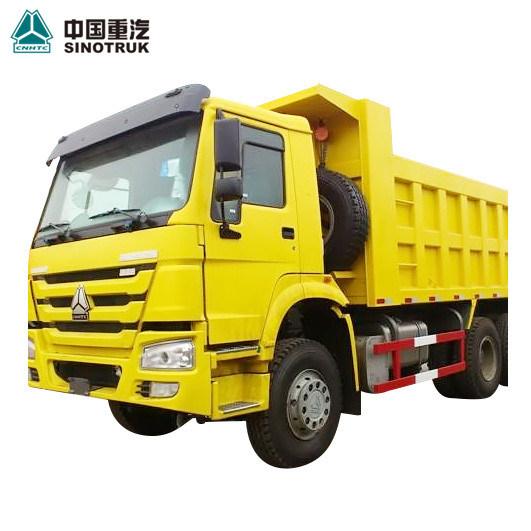 Factory Sinotruk Tipper Dumper HOWO Dump Truck of 30 Tons