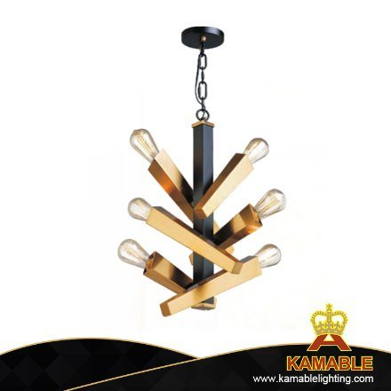 Home Project Metal Pendant Light (KABY111P-6) pictures & photos