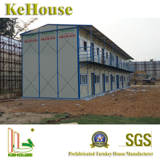 Kuwait Steel Structure Modular Prefabricated House