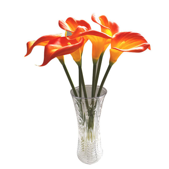 China Artificial Calla Lily Flowers For Diy Bridal Wedding Bouquet