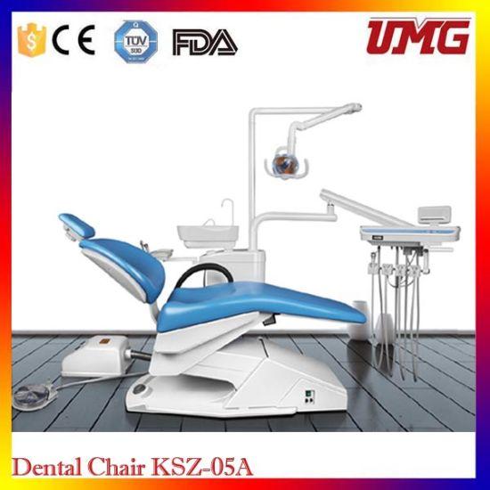 China Good Quality Leather Dental Unit Dental Equipment