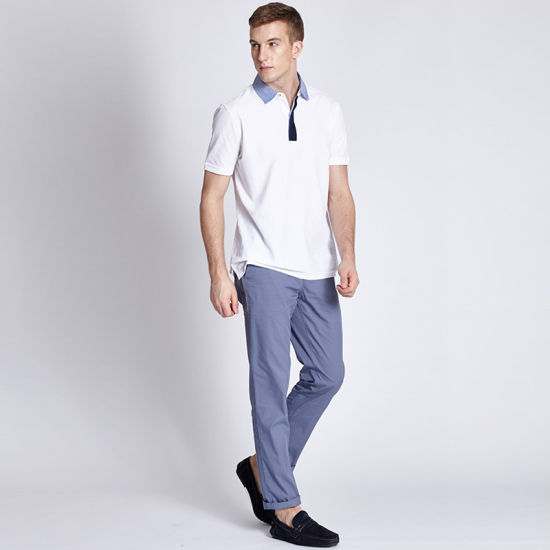 ee4f3e9d 65% Cotton 35% Polyester Polo Shirt, Mens Summer Polo Shirt, Dri Fit Polo  Shirts Wholesale