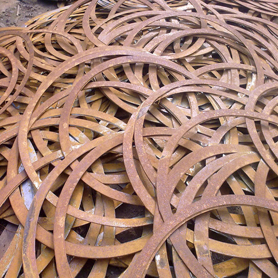 Heavy Melting Steel Scrap / Recycling Metal Scrap pictures & photos