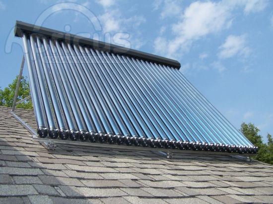 Heat Pipe Evacuated Tubes Solar Collector Solar Water Heating (etc-10. etc-20. etc-22. etc-30)