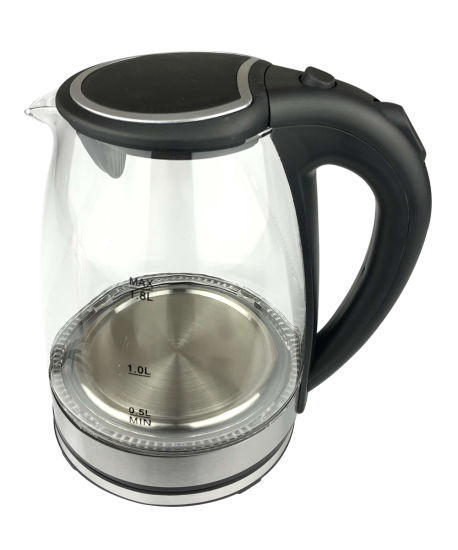 1.8L High Frequency Glass Electric Kettle