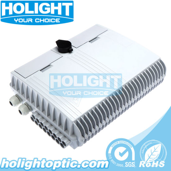 Optical Termination Box 16 Ports for Indoor and Outdoor Application