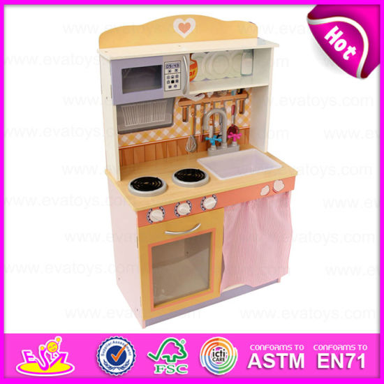 china 2015 pretend kitchen toy for kids colourful diy wooden
