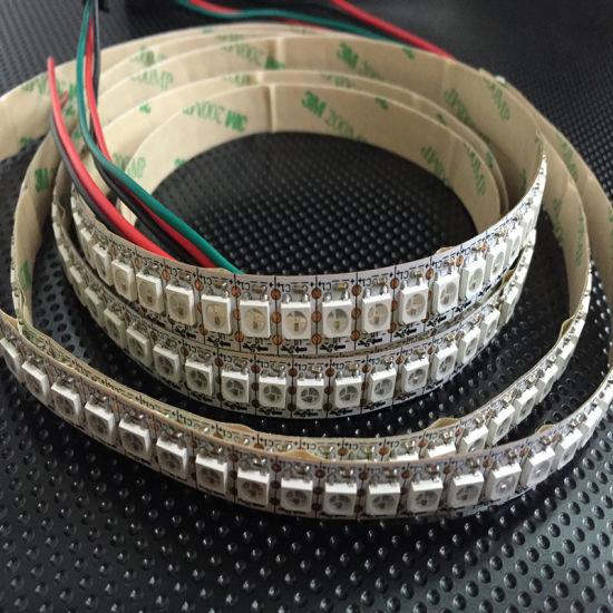 Addressable LED Strip with Ws2812b IC 5050 LED Strip
